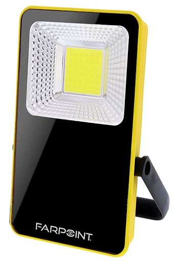 IZOOM® 1000-LUMEN LED FLOODLIGHT