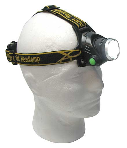 I-ZOOM® PIVOTING HEADLAMP