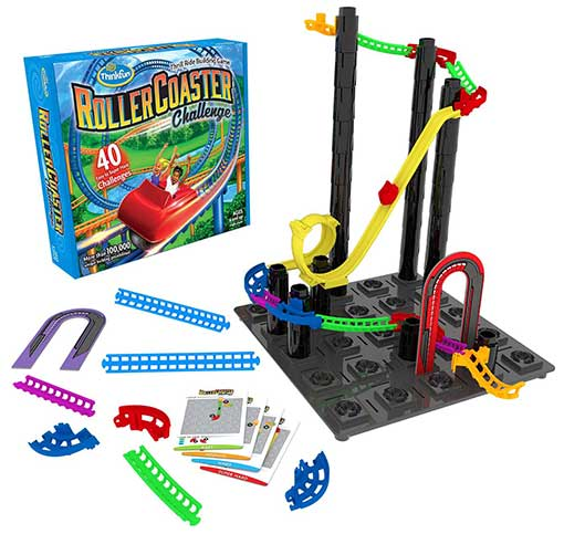ROLLER COASTER CONSTRUCTION KIT