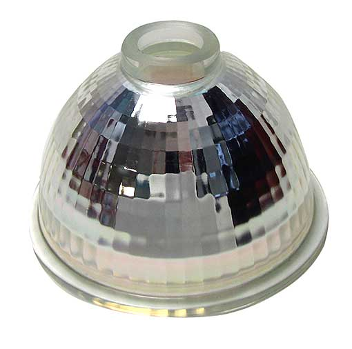 MIRRORED LAMP REFLECTOR