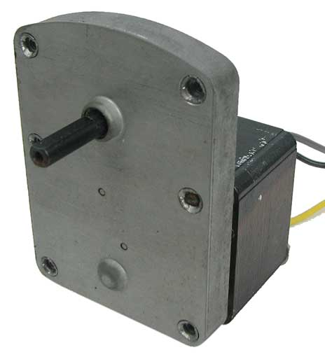 120VAC RIGHT-ANGLE MOTOR