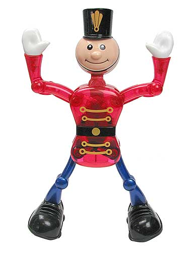 WIND-UP DANCING TOY SOLDIER