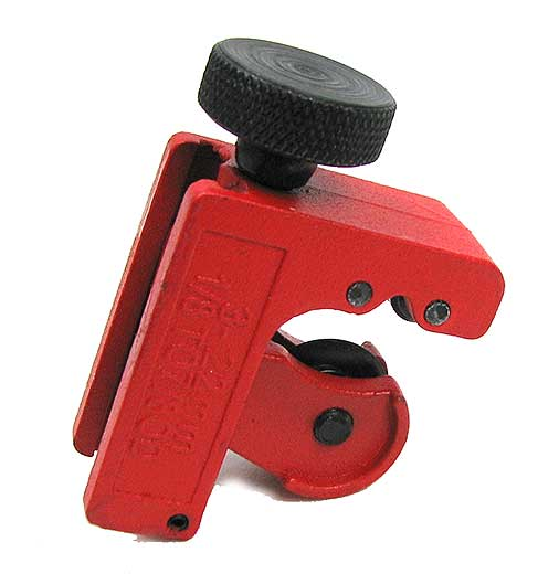 HANDHELD TUBE CUTTER
