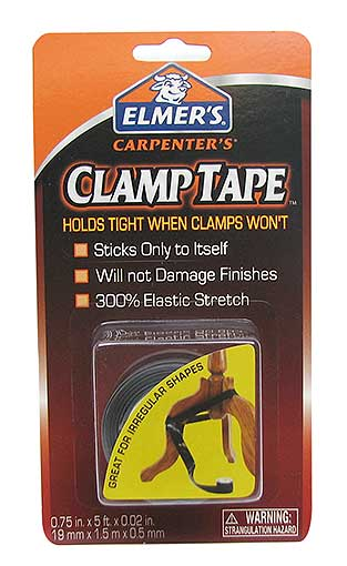 "3/4"" WIDE CLAMP TAPE"