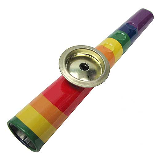 ASSORTED-COLOR KAZOOS