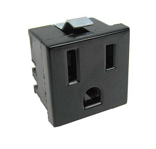 PANEL-MOUNT OUTLETS