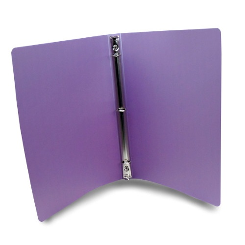 Purple Binder