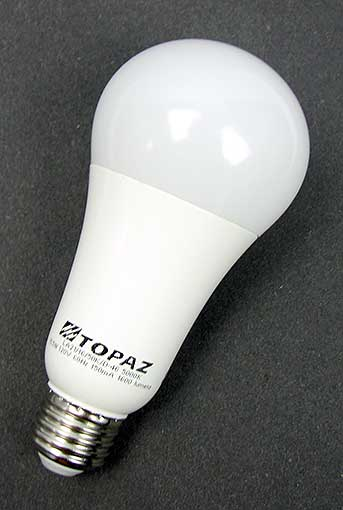 3000K SOFT WHITE LED BULB