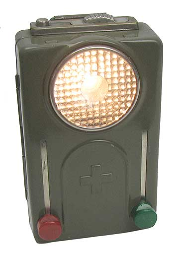 GENUINE SWISS SIGNAL LAMP
