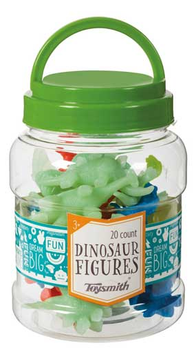 JAR OF DINOSAURS