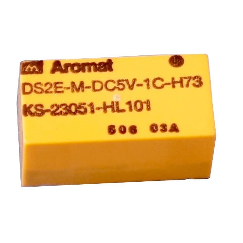 AROMAT DS-RELAY DS2E-M-DC5V-1C-H73
