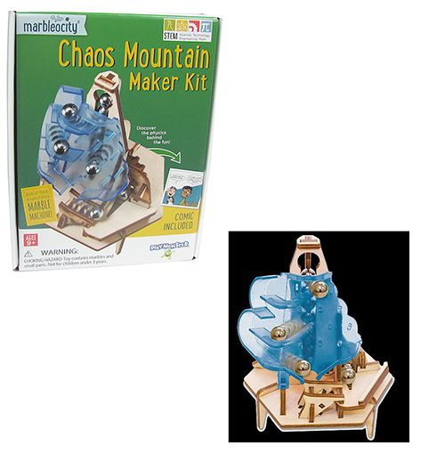 MARBLEOCITY® MOUNTAIN-MAKER STEM KIT