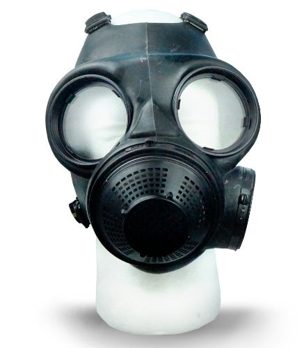 CANADIAN MILITARY GAS MASKS