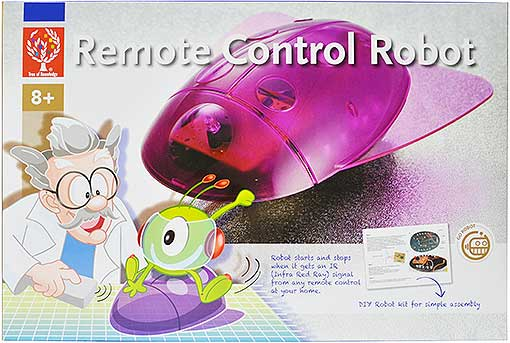 ROBOTIC REMOTE CONTROL BUG KIT