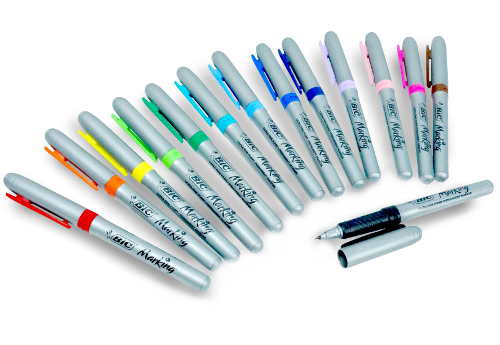 BIC® ULTRA-FINE MARKER SET OF 14