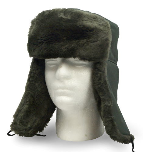 CHINESE MILITARY WINTER HAT