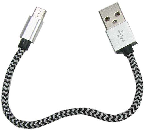 USB TO MICRO-USB CHARGING CABLE