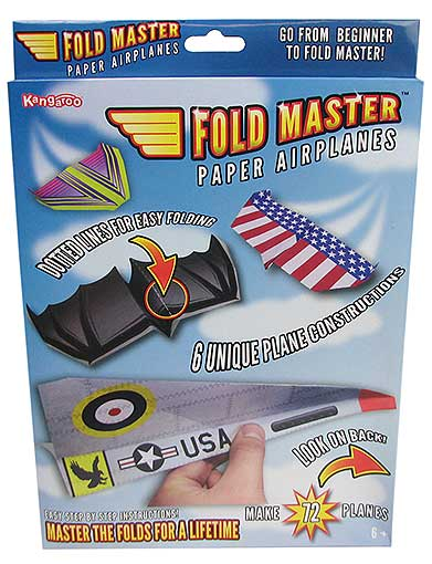 PAPER AIRPLANE AND GLIDER KIT