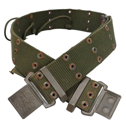 AUSTRIAN MILITARY PISTOL BELT