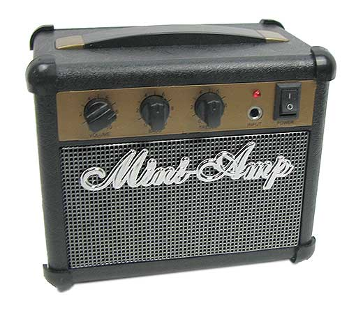 MINI USB-POWERED CLASSIC GUITAR AMP SPEAKER