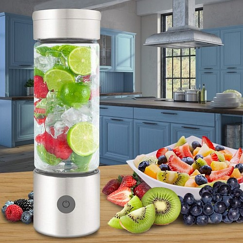 PORTABLE RECHARGEABLE TRAVEL BLENDER