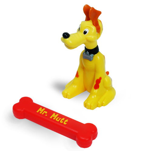 MR. MUTT MAGNETIC TOY