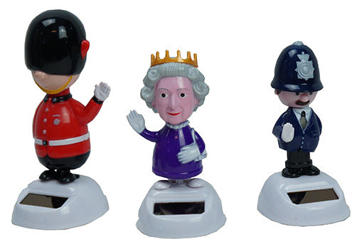 BRITISH BOBBLEHEADS