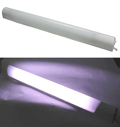 "22"" LONG FLUORESCENT PLANT GROW LIGHT"