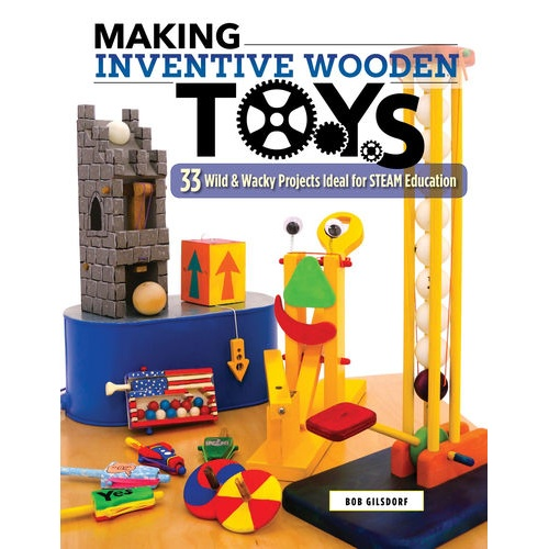 WOODEN TOY PROJECT BOOK
