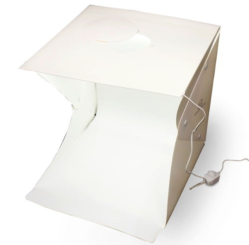 PORTABLE ILLUMINATED LARGE PHOTO STUDIO
