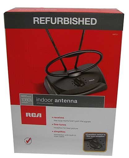 RCA INDOOR HDTV ANTENNA