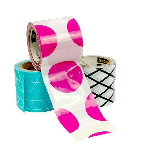 3M COLORFUL PACKING TAPE
