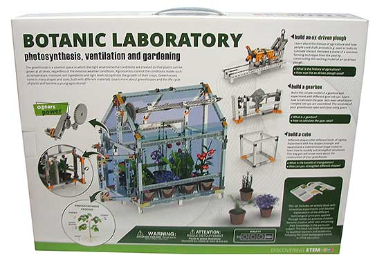 ENGINO® BOTANIC LAB KIT