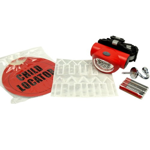 FIRE SAFETY ESCAPE KIT WITH HEADLAMP