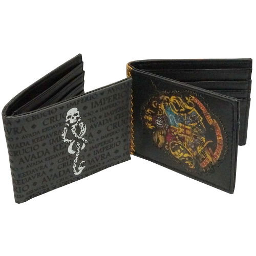 HARRY POTTER-THEMED WALLET