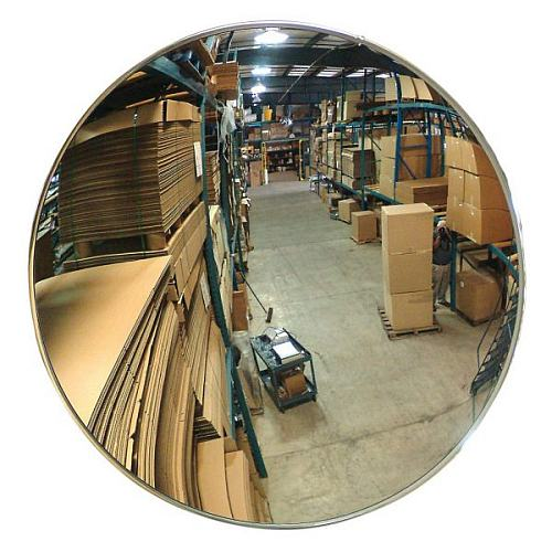 "26"" DIAMETER CONVEX SECURITY MIRROR"