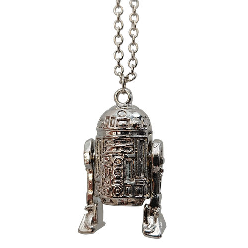 R2D2 NECKLACE PENDANT