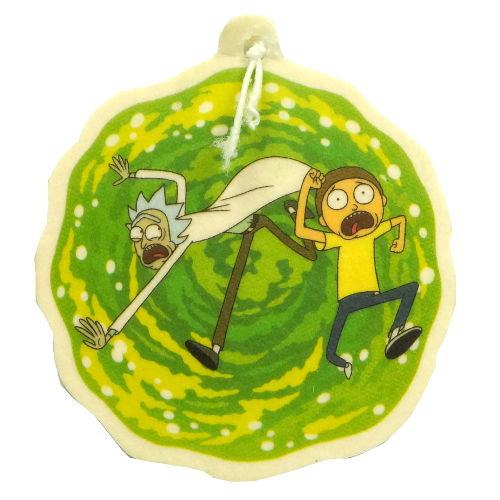 RICK AND MORTY AIR FRESHENER