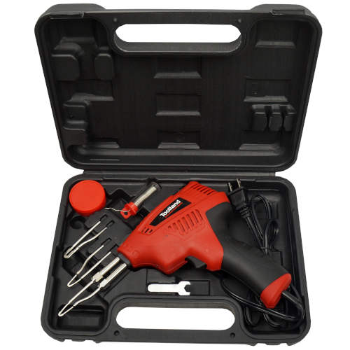 120VAC SOLDERING GUN WITH CASE