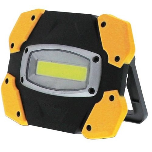 COMPACT 600-LUMEN COB LED FLOODLIGHT