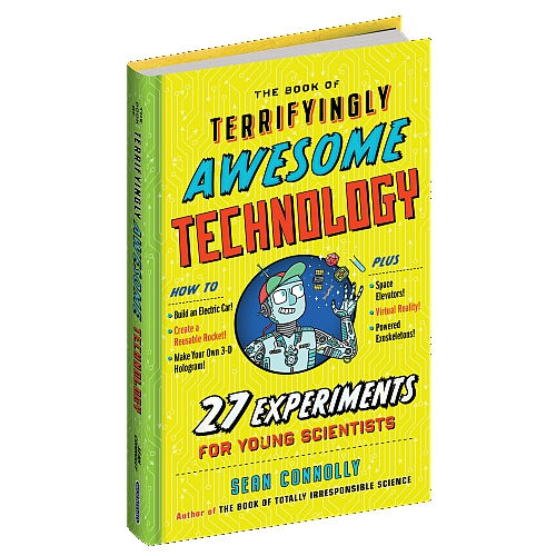 TECHNOLOGY EXPERIMENTS BOOK