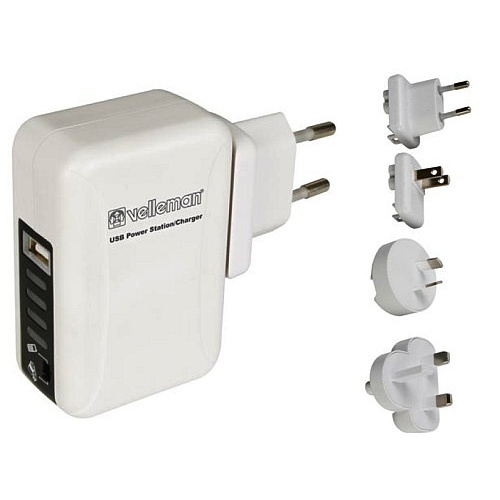 100-240VAC TRAVEL CHARGER