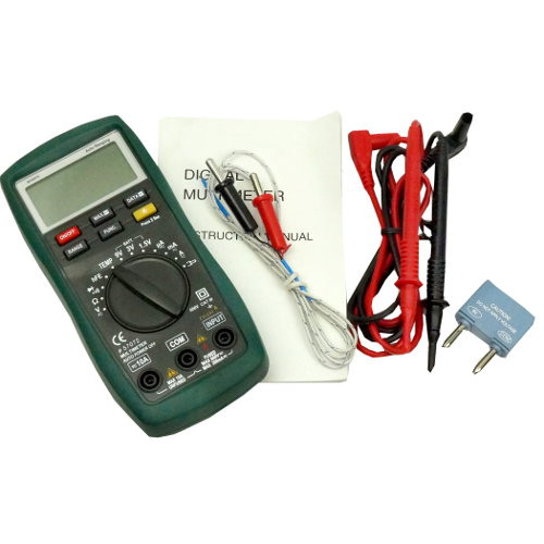 DIGITAL AUTO RANGE TEMPERATURE MULTIMEMETER