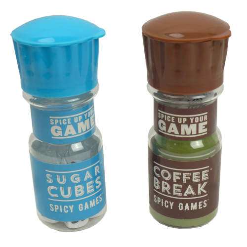 CULINARY POCKET DICE GAMES