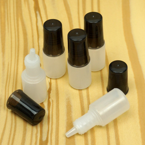 10ML PLASTIC DROPPER BOTTLES WITH SCREW CAPS