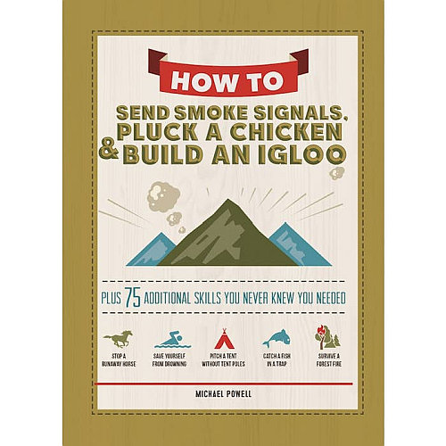 WILDERNESS HOW-TO-BOOK