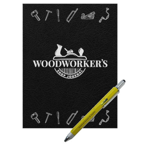 WOODWORKER'S SHOP PACK