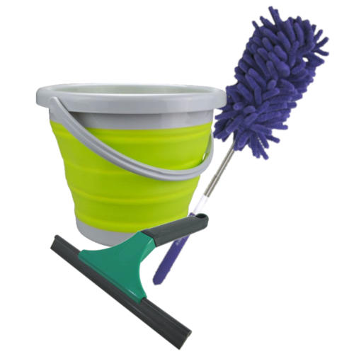 ESSENTIAL CLEANING TOOLS PACK