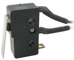DEFOND MOMENTARY 3A-6A MICROSWITCH (40-PACK)