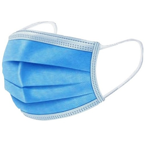 DISPOSABLE FACE MASK 10-PACK